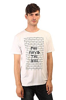 Футболка Quiksilver Pink Floyd Wall White