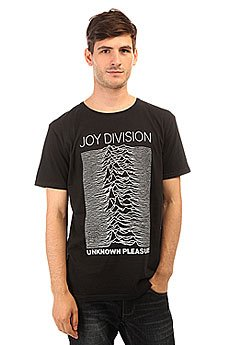 Футболка Quiksilver Joy Div Up Black
