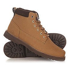 Ботинки высокие Quiksilver Mission Ii Tan - Solid