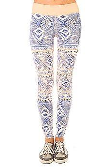 Штаны спортивные женские Roxy Milhow Pant Yoga Yogii Combo Pea