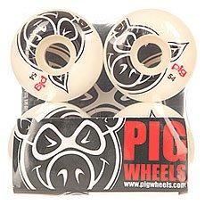 Колеса для скейтборда Pig Head Natural 54 mm