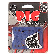 Подкладка Pig Piles Soft Shockpads Blue