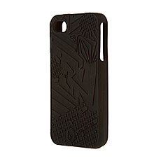Чехол для iPhone 4 Volcom Coil Case Tinted Black