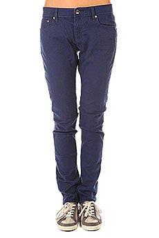 Штаны узкие женские Roxy Suntrippers J Pant Blue Print