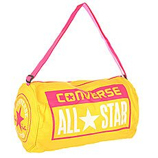 Сумка спортивная Converse Legacy Duffel Yellow