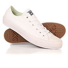 Кеды низкие Converse CT ll Ox White
