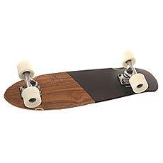 Скейт мини круизер Globe Blazer Teak/Monstera 7.25 x 26 (66 см)
