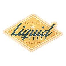 Наклейки Liquid Force Relentless Stickr Assorted