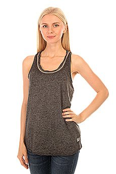 Майка женская Billabong Essential Tt Dark Athl Grey