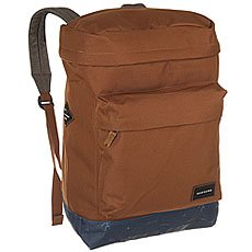 Рюкзак туристический Quiksilver Rucksack Edit Shark Bait Bear Brown