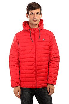 Куртка Quiksilver Scaly Active Jckt Red
