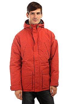 Куртка зимняя Quiksilver Sealakes Jckt Barn Red