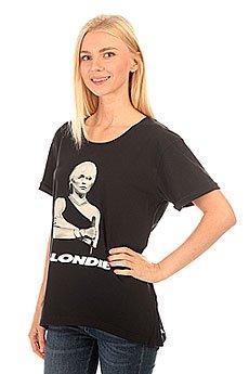 Футболка женская Roxy Blondie Black True Black