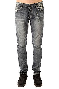 Джинсы прямые Globe Select Denim Jean Dirty Indigo
