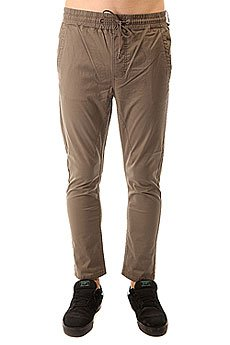 Штаны прямые Globe Goodstock Beach Pant Bark