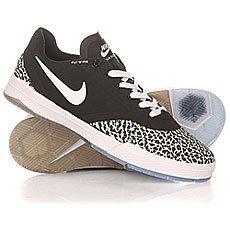 Кеды низкие Nike Paul Rodriguez 9 Elite T Black/White