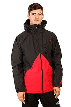 Куртка Quiksilver Mission Color Black