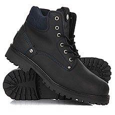 Ботинки зимние Wrangler Yuma Fur Dark Navy