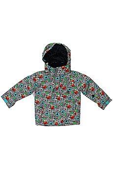 Куртка детская Quiksilver Mission Color Navy Blazer