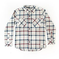 Рубашка в клетку детская Quiksilver Fitz Thrower yth Lgh