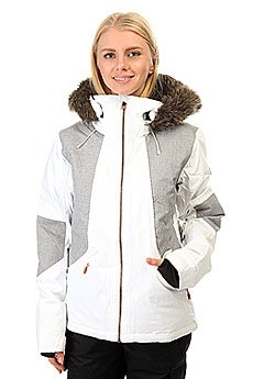 Куртка женская Roxy Atmosphere Bright White