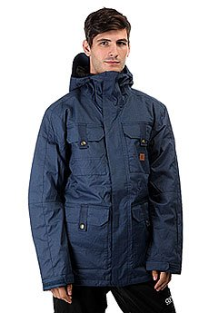 Куртка DC Servo Insignia Blue
