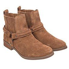Сапоги демисезонные женские Roxy Axle J Boot Chl Chocolate
