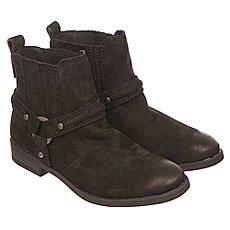 Сапоги демисезонные женские Roxy Axle J Boot Black