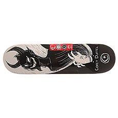 Дека для скейтборда Foundation Duffel Shadow Puppet Black/White 31.75 x 8.25 (21 см)