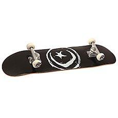 Скейтборд в сборе Foundation Star - Moon Black 31.5 x 8 (20.3 см)