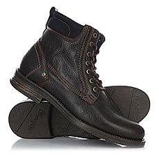Ботинки высокие Wrangler Cliff Dark Brown
