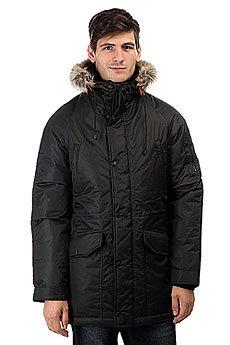 Куртка парка Anteater Alaska Black