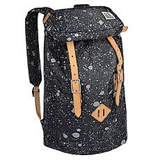 Рюкзак туристический The Pack Society Premium Backpack Black Spatters Allover