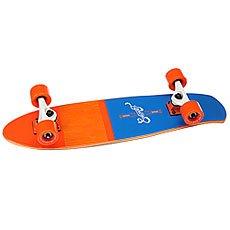 Скейт мини круизер Eastcoast Shelby Orange 7.25 x 27 (68.5 см)