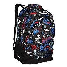 Рюкзак школьный Rip Curl Proschool Lettring Black Tu