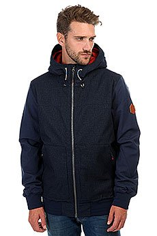 Куртка Rip Curl One Shot Anti Jacket Mood Indigo
