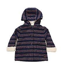 Пальто детское Roxy Fool Wool Stripe Combo