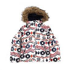 Куртка детская Roxy Jetty Ski Waterinca Bright White