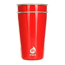 Стакан Mizu Party Cup Set Glossy Red Le