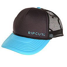 Бейсболка с сеткой Rip Curl Atlas Trucker 107 Black/Blue