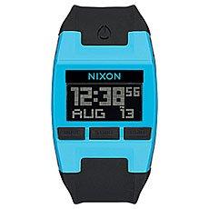 Электронные часы Nixon Comp Sky Bluee Black