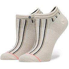 Носки низкие женские Stance Striped Morning Crm