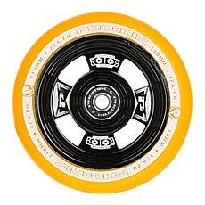 Колесо для самоката Phoenix Rotor Core Wheel 110mm With Abec 9 Bearings Gold/Black