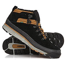 Ботинки высокие Element Donnelly Black Curry