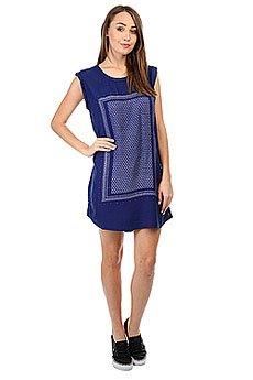 Платье женское Roxy Sun Blue Print