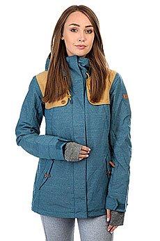 Куртка женская Roxy Lodge Legion Blue