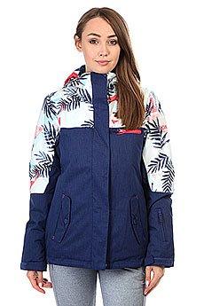 Куртка женская Roxy Rx Jetty Blo Botanik Bright White