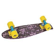 Скейт мини круизер Union Violet Pixels L Purple/Grey 6 x 22.5 (57.2 см)