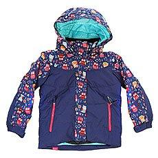 Куртка детская Roxy Anna Little Owl_blue Prin