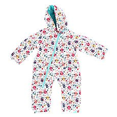 Комбинезон детский Roxy Rose Suit I Snsu Little Owl_bright Wh